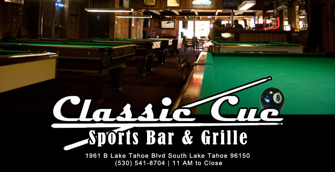 Classic Cue Sports Bar & Grille
